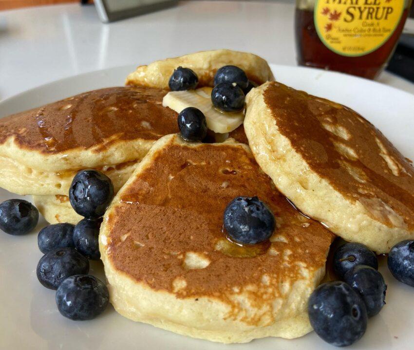 nans pancakes