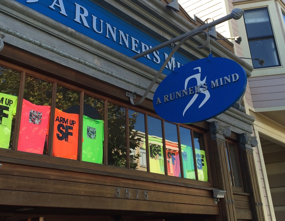 A runners mind store