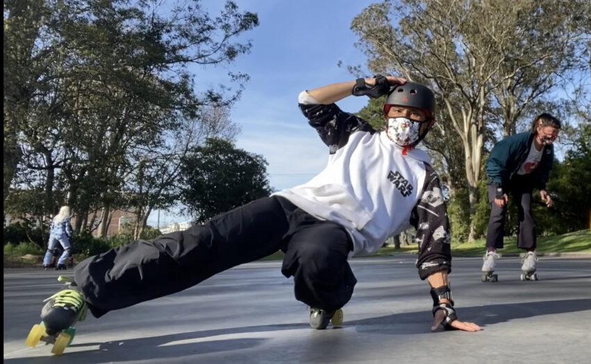 jam skating 10 months